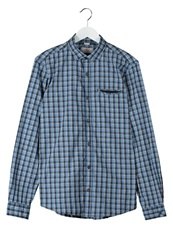 S.Oliver Shirt Freedom Blue Check