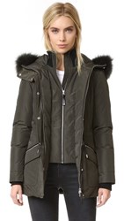 Mackage Katryn Coat Army