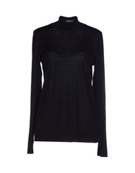 Balenciaga Turtlenecks Black
