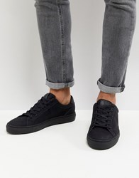 11 Degrees Trainers In Black