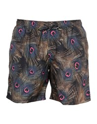 F K Project Swim Trunks Black