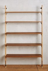 Anthropologie Kalmar Bookshelf Brown