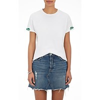 Sandrine Rose Kiowa Cotton T Shirt White