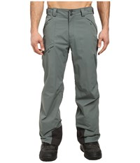 Mountain Hardwear Returnia Pants Thunderhead Grey Men's Casual Pants Gray