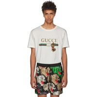 Gucci Off White Patch T Shirt