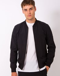 Religion Object Bomber Jacket Black