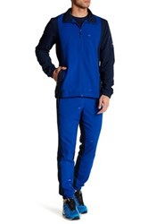 Reebok Hall Of Fame Tracksuit 2 Piece Set Blue