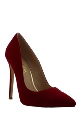 Liliana Gisele Pump Red