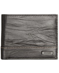 Guess Men's Chico Zippered Wallet