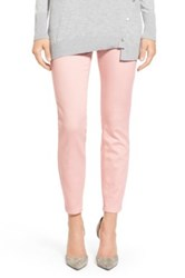 Nydj Millie Pull On Ankle Jean Pink