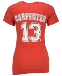 5Th And Ocean Women's Matt Carpenter St. Louis Cardinals Player T Shirt Red