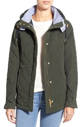 Women's Vineyard Vines Waxed Quilted Jacket