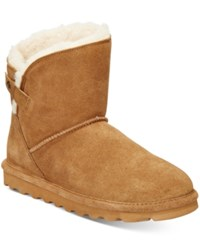 Bearpaw Women's Margaery Cold Weather Booties Women's Shoes Hickory