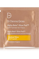 Dr. Dennis Gross Skincare Alpha Beta Glow Pad Self Tanner For Face Colorless