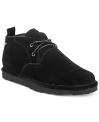 Bearpaw Spencer Chukka Boots Shoes Black