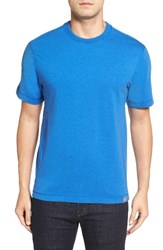 Thaddeus Men's Steve Stretch Jersey T Shirt True Blue