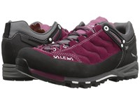 Salewa Mountain Trainer Red Onion Quiet Shade Women's Shoes Black