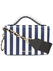 Mother Of Pearl Jude Shoulder Bag Blue