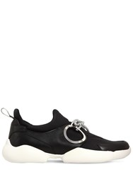 Coliac 30Mm Doc Neoprene And Leather Sneakers Black