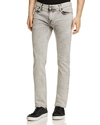 Blk Dnm Slim Straight Fit Jeans 5 In Remsen Gray