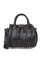 Alexander Wang Mini Rockie Duffel Bag Black Multi
