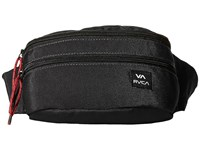 Rvca Towns Waist Pack Pirate Black Bags