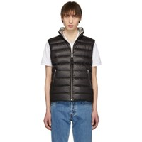 Mackage Reversible Black Down Franko Vest