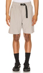 Publish Lon Shorts In Gray. Grey