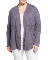 Neon Buddha Forever Young Relaxed Jacket Gray