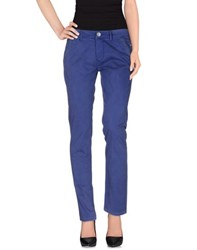 Tommy Hilfiger Denim Trousers Casual Trousers Women Dark Blue