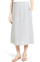 Eileen Fisher Women's Organic Linen Midi Skirt