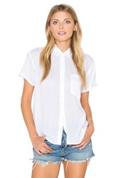 Obey Dark Alley Buttondown Shirt White