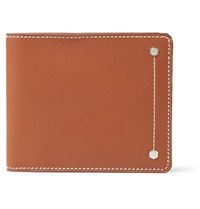Connolly Hex 1904 Leather Billfold Wallet Tan