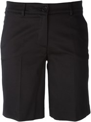 P.A.R.O.S.H. Tailored Shorts Black