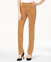 Charter Club Petite Lexington Corduroy Pants Only At Macy's Salty Nut
