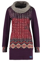 Smash Gosol Jumper Dark Purple