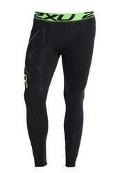 2Xu Refresh Recovery Compression Tights Tights Black