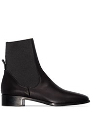 Atp Atelier Vernazza Ankle Boots Black