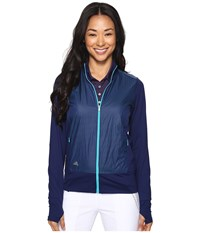 Adidas Technical Lightweight Wind Jacket Night Sky Energy Blue Women's Coat