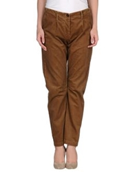 Adele Fado Casual Pants Brown