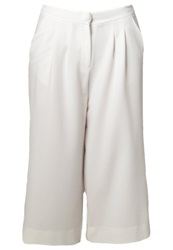 Dorothy Perkins Trousers White