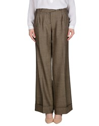 Paul And Joe Sister Trousers Casual Trousers Women Khaki