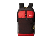 Incase Primitive P Rod Cargo Backpack Red Black Backpack Bags