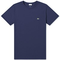Lacoste Classic Fit Tee Blue