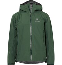 Arc'teryx Beta Sl Gore Tex Jacket Dark Green