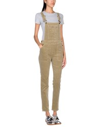 Le Mont St Michel Overalls Military Green