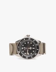 Military Watch Co. 300M Submariner Watch Desert Stainless Steel
