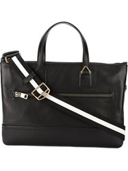 Bally 'Tas' Briefcase Black