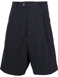 Song For The Mute Bermuda Shorts Black