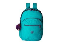 Kipling Seoul Backpack With Laptop Protection Cool Turquoise Backpack Bags Blue